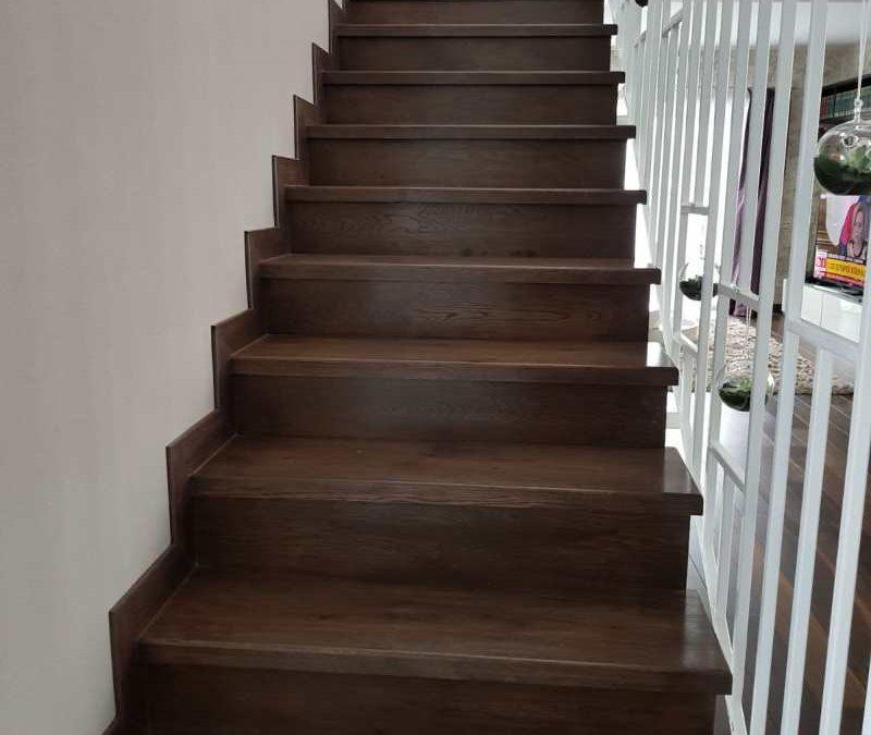 Trepte din lemn – pentru durabilitate si caldura