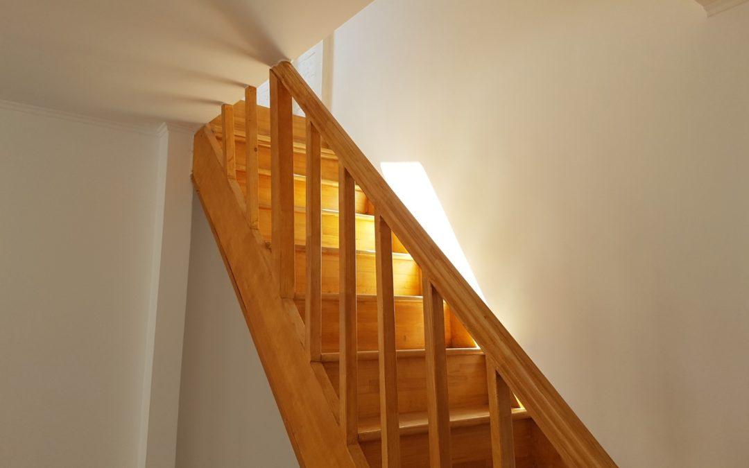 Idei de scari interioare pentru case