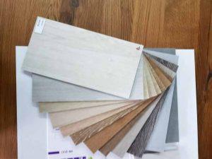 paletar parchet - alb prima culoare