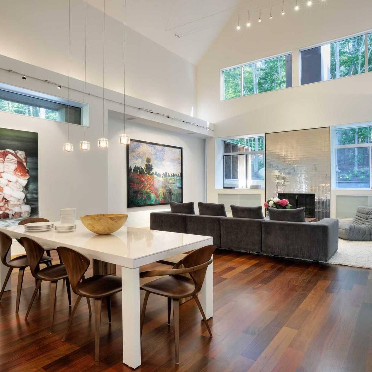 mobilier functional pentru amenajare living - parchetul lemn prima mobila