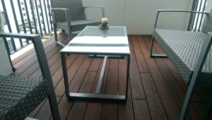Deck frasin thermo