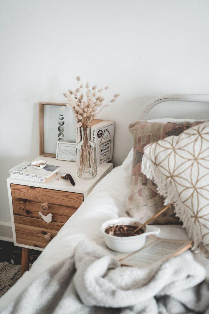 amenajare dormitor - decoratiuni
