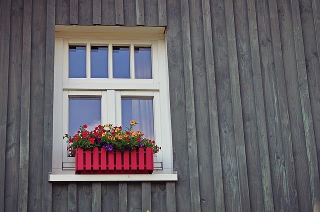 casa placata cu lambriuri- latrice siberian