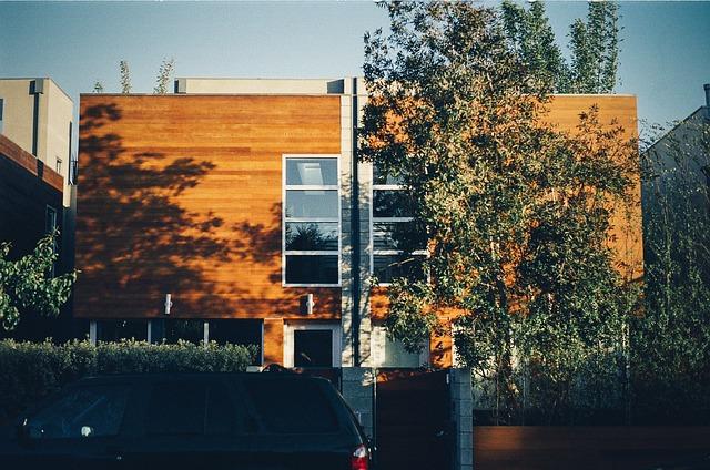 lambriuri lemn la exterior